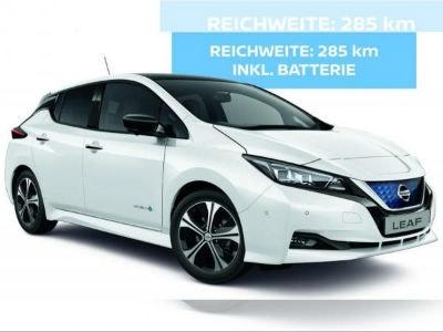 Nissan Leaf ab 299€ leasen