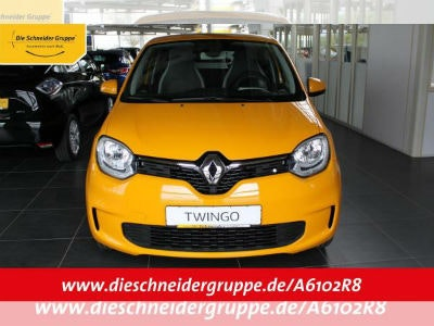 Renault Twingo ab 76,80€ leasen