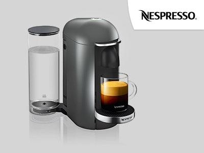 Nespresso: Vertuo-Kaffeemaschine für 119€ statt 199€