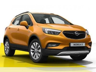 Opel Mokka ab 199€ leasen