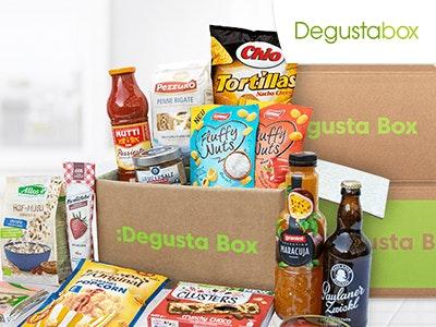 Degustabox: Sichere dir die 1. Box für nur 1€