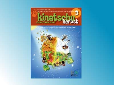 """Für Kinder: Naturschutz-Magazin Kinatschu """"Herbst"""" gratis"""