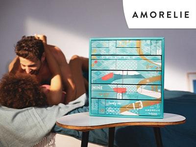 Mit den besten Toys im Wert von 485€  — der Amorelie Adventskalender