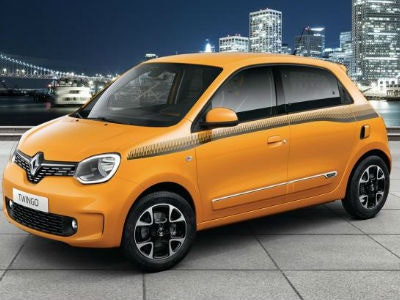 Renault Twingo Limited SCe ab 69€
