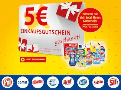 GEÄNDERT! Henkel Produkte kaufen und Einkaufs-Gutschein sichern