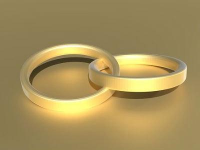 Gewinne einen Goldring von Christ