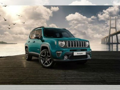 Jeep Renegade ab 271€ leasen