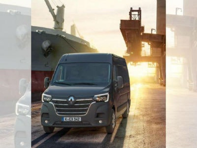 Renault Master ab 97,58€ leasen (Gewerbe)