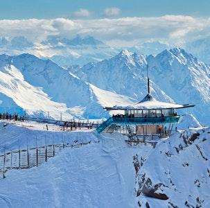 Gewinne ein Ski-Wochenende in Obergurgl
