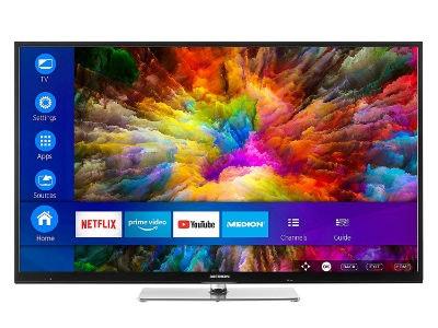 MEDION X14908 4K Smart TV für nur 314,95€