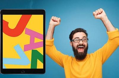 Gewinne das neue Apple iPad 10.2
