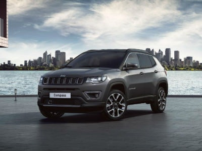 Jeep Compass ab 275€ leasen