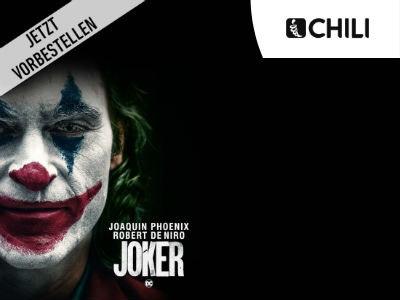 Joker bei CHILI TV vorbestellen für nur 4,90€ (Stream, Kauffilm)