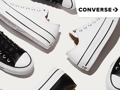 Spare jetzt satte 10% auf alles bei Converse