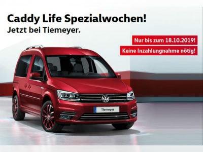 Volkswagen Caddy ab 129€ leasen