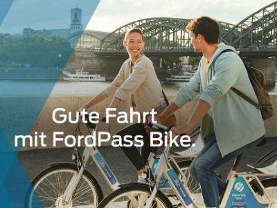 1 Jahr lang jeden Tag 30 Min. gratis ein Fahrrad nutzen