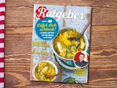 """6 Hefte """"Ratgeber Frau und Familie"""" gratis"""