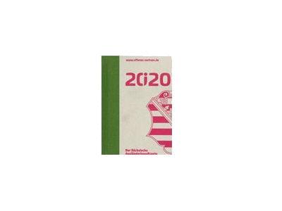 Gratis-Taschenkalender für das Jahr 2020 sichern