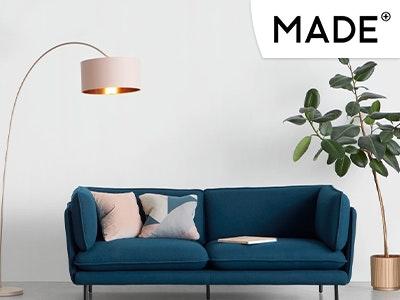 Möbel dein Zuhause auf: 50€ Rabatt bei MADE.COM