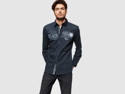 Bruno Banani Hemd für nur 30,94€ inkl. Versand bei OTTO