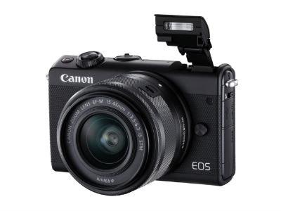 CANON EOS M100 Kit Systemkamera für nur 249€