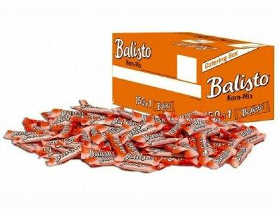 150 Schokoladenriegel Balisto (Korn-Mix Minis, 150x 18,5g) für nur 14,89€