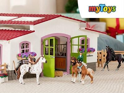 15% Rabatt auf Schleich Spielzeug bei myToys