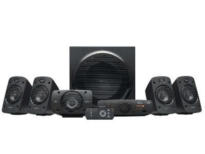 Logitech Z906 3D-Stereo-Lautsprecher für nur 185€