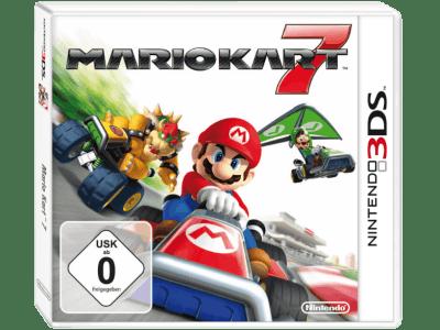Nintendo 3DS-Game Mario Kart 7 für 39,99€ plus Gratis-Versand bei Media Markt