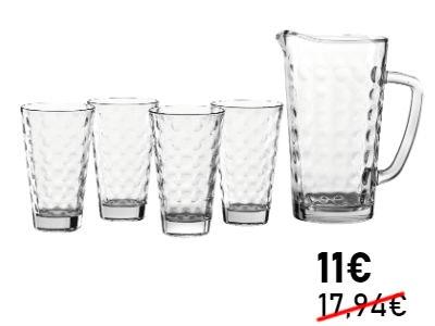 Leonardo Ciao Optic Gläser-Set: nur 11€