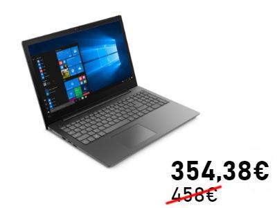 Lenovo V130-15 Notebook für nur 354,38€