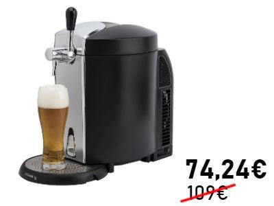H.Koenig BW1778 Bierzapfanlage für nur 74,24€