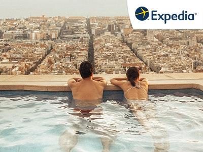 Aktionsangebot bei Expedia: 35% Rabatt auf Hotels