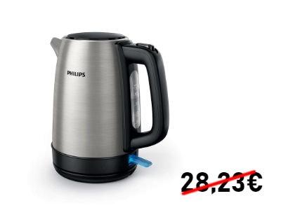 Nur 24,63€: Philips HD9350/90 Wasserkocher