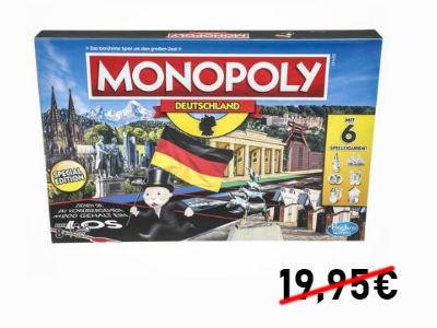 Nur 14,94€: Monopoly Deutschland