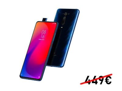 Nur 399,99€: Xiaomi Mi 9T Pro Smartphone