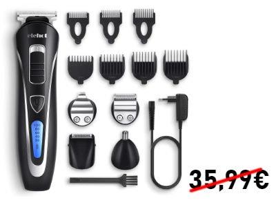 Nur 21,59€: 12 in 1 Haarschneidemaschine Set